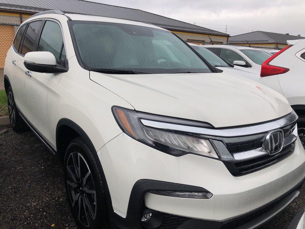 2019 Honda Pilot Touring 9AT in Mississauga, Ontario - 2 - w1024h768px