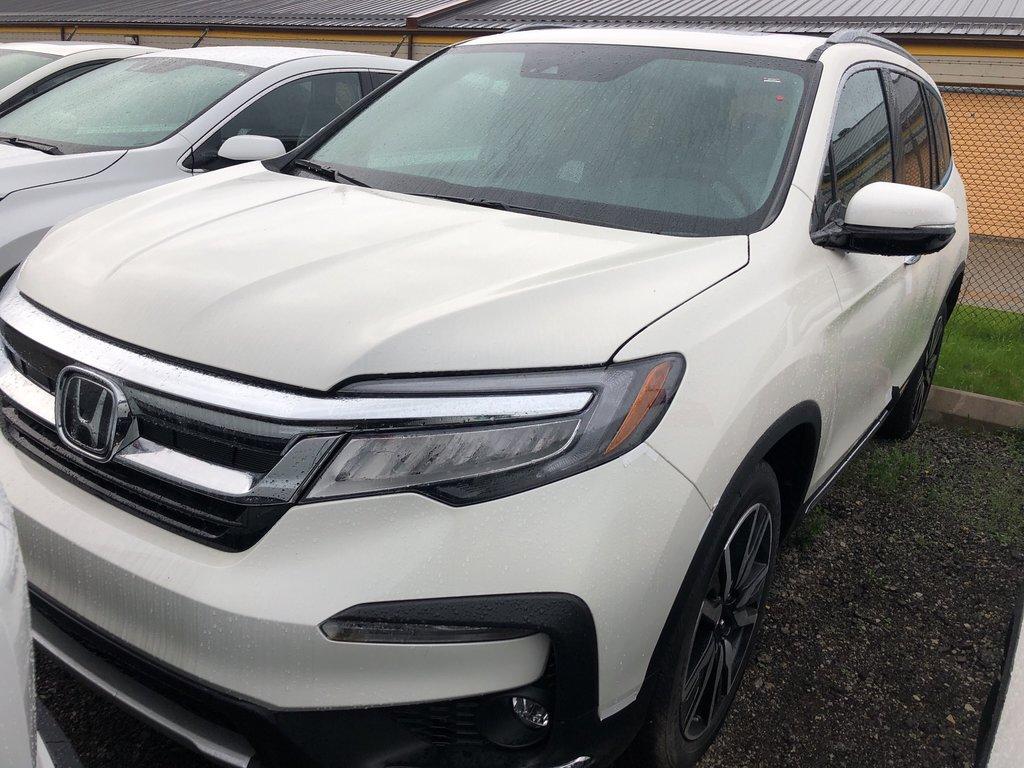 2019 Honda Pilot Touring 9AT in Mississauga, Ontario - 1 - w1024h768px