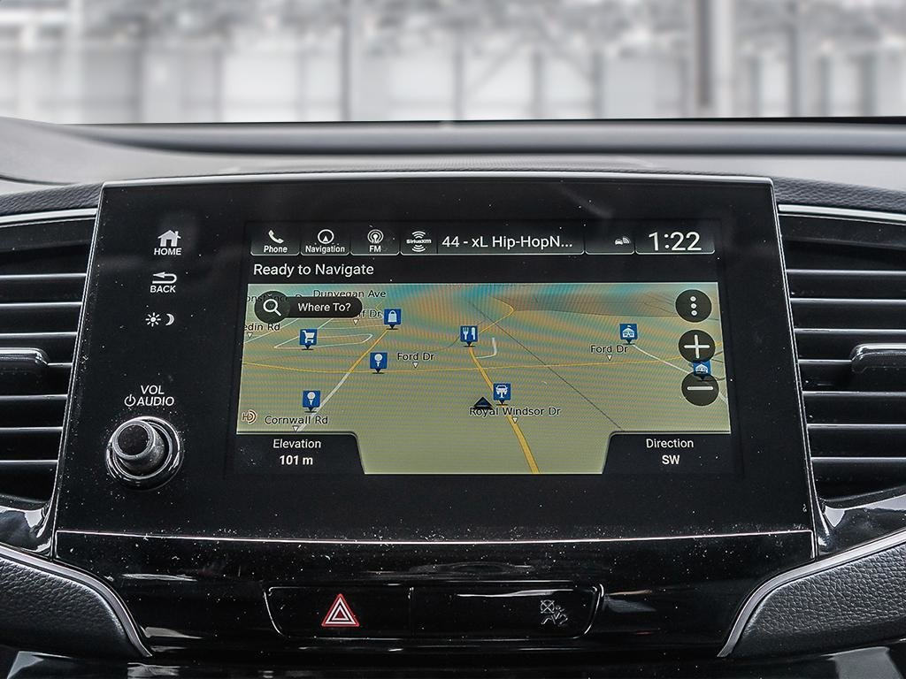2019 Honda Pilot Touring 8P 9AT in Mississauga, Ontario - 18 - w1024h768px