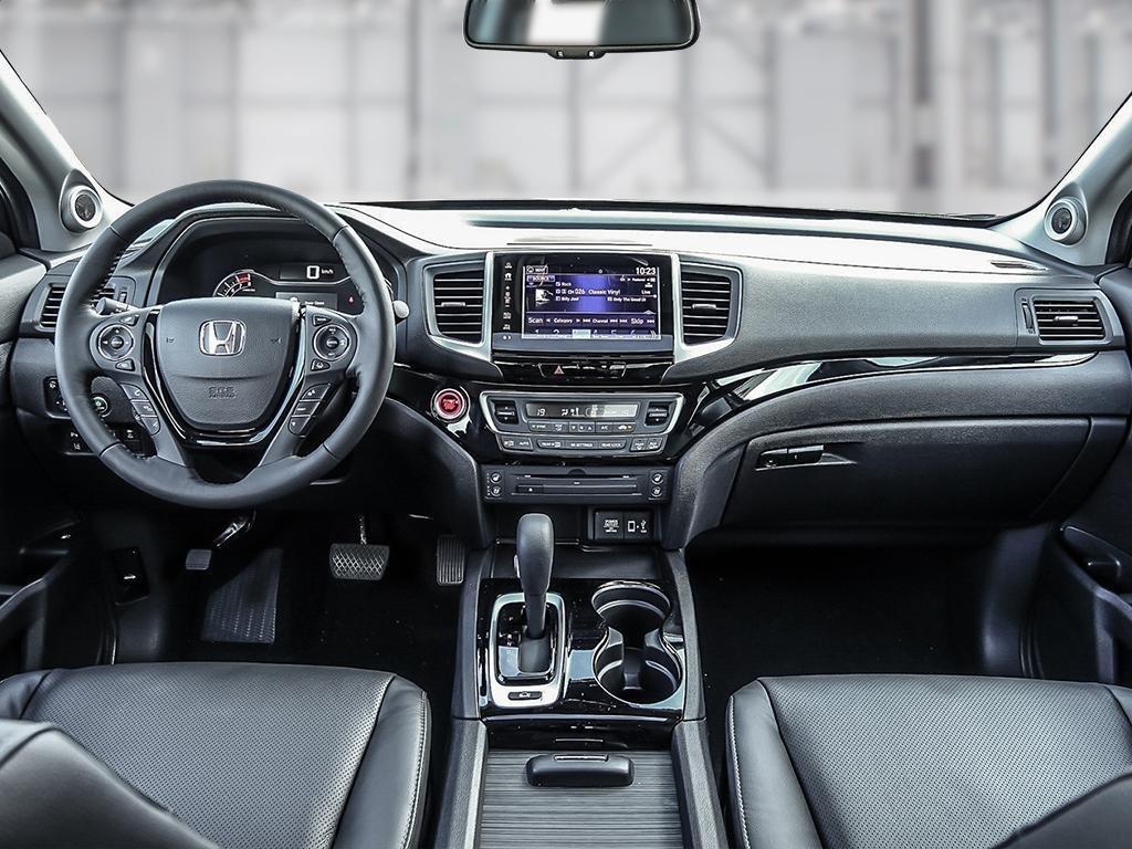 2019 Honda Ridgeline Touring in Mississauga, Ontario - 22 - w1024h768px