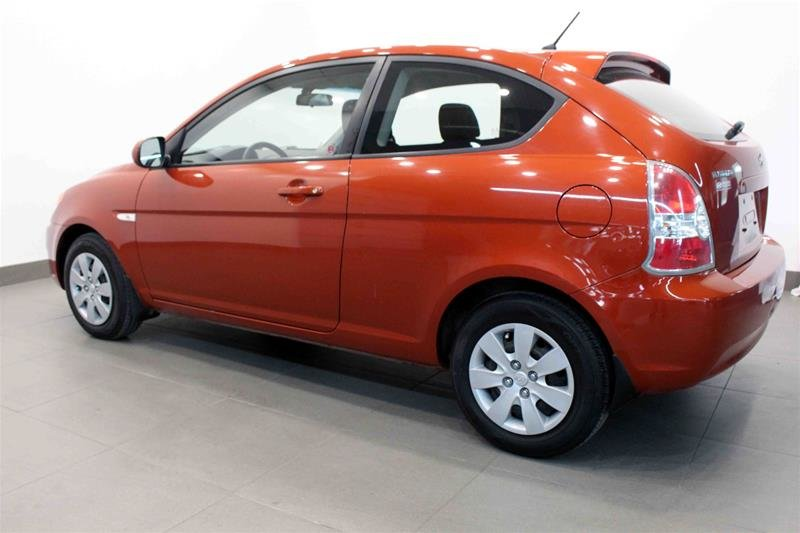2010 Hyundai Accent 3Dr GL at in Regina, Saskatchewan - 16 - w1024h768px