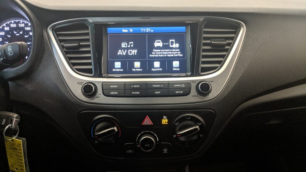 2019 Hyundai Accent (5) Preferred at in Regina, Saskatchewan - 8 - w1024h768px