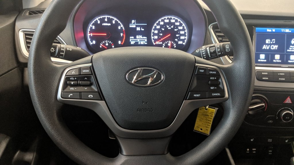 2019 Hyundai Accent (5) Preferred at in Regina, Saskatchewan - 5 - w1024h768px
