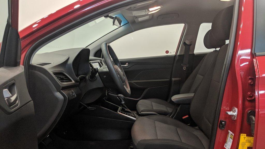 2019 Hyundai Accent (5) Preferred at in Regina, Saskatchewan - 11 - w1024h768px