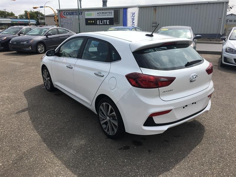 2019 Hyundai Accent (5) Ultimate at in Regina, Saskatchewan - 5 - w1024h768px