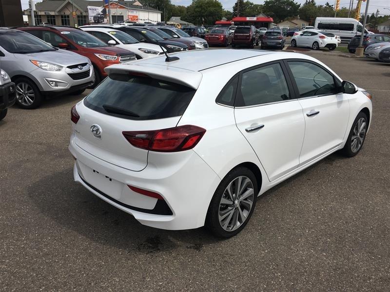 2019 Hyundai Accent (5) Ultimate at in Regina, Saskatchewan - 7 - w1024h768px