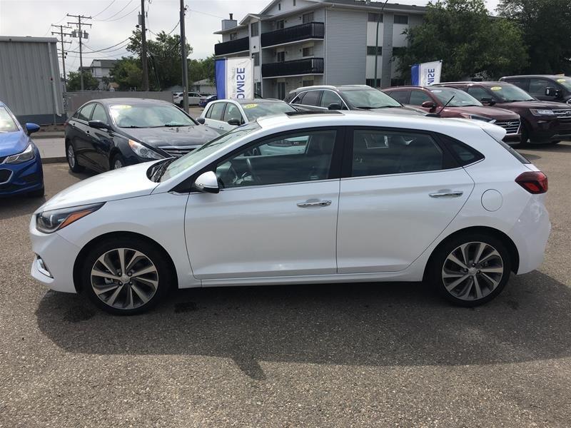 2019 Hyundai Accent (5) Ultimate at in Regina, Saskatchewan - 4 - w1024h768px