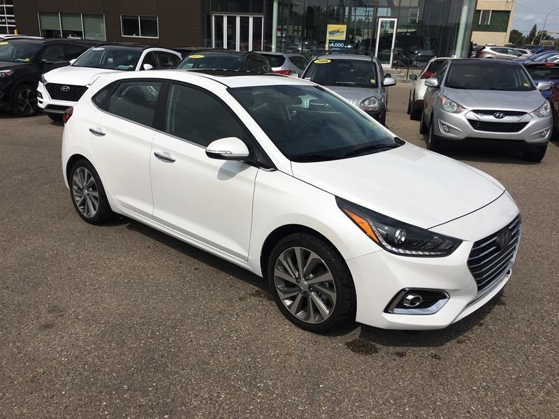 2019 Hyundai Accent (5) Ultimate at in Regina, Saskatchewan - 1 - w1024h768px
