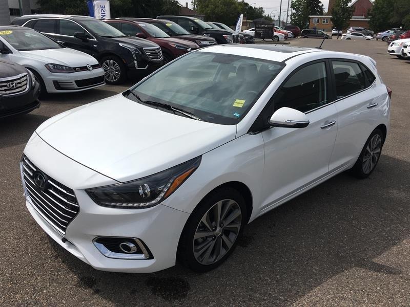 2019 Hyundai Accent (5) Ultimate at in Regina, Saskatchewan - 3 - w1024h768px