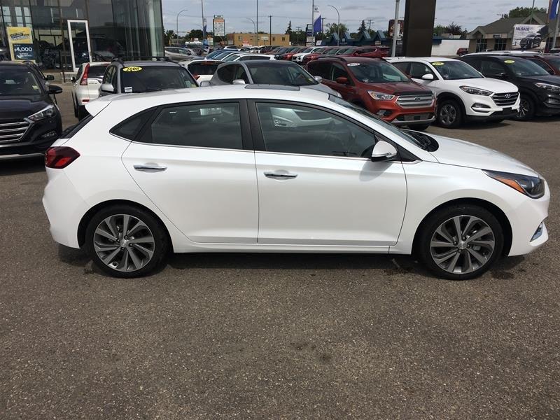 2019 Hyundai Accent (5) Ultimate at in Regina, Saskatchewan - 8 - w1024h768px