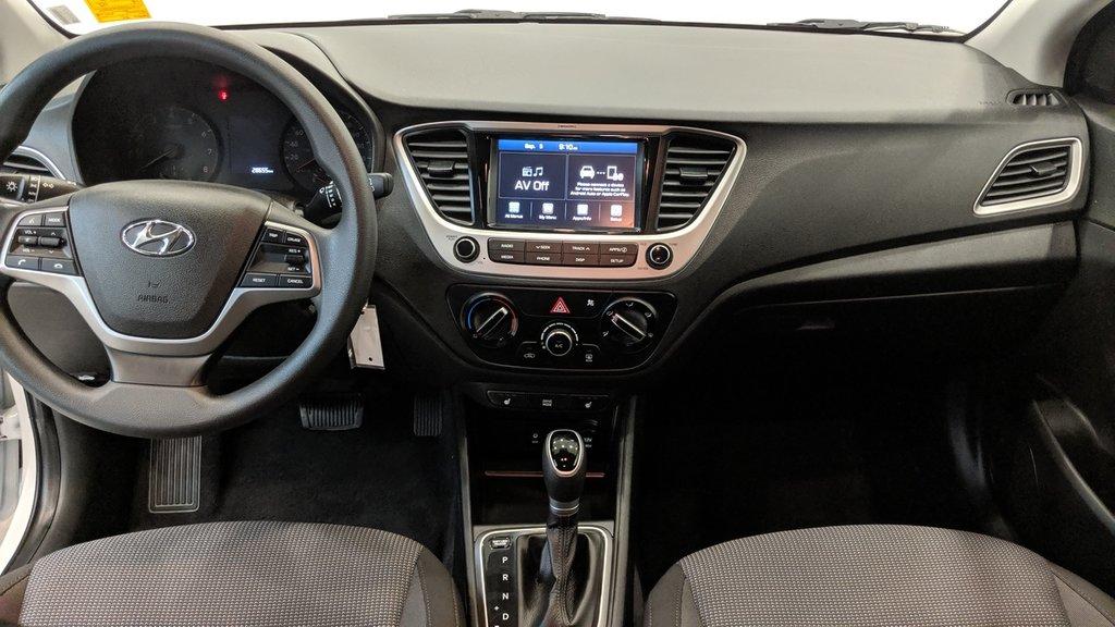 2019 Hyundai Accent (5) Preferred at in Regina, Saskatchewan - 15 - w1024h768px