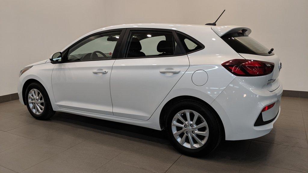 2019 Hyundai Accent (5) Preferred at in Regina, Saskatchewan - 21 - w1024h768px