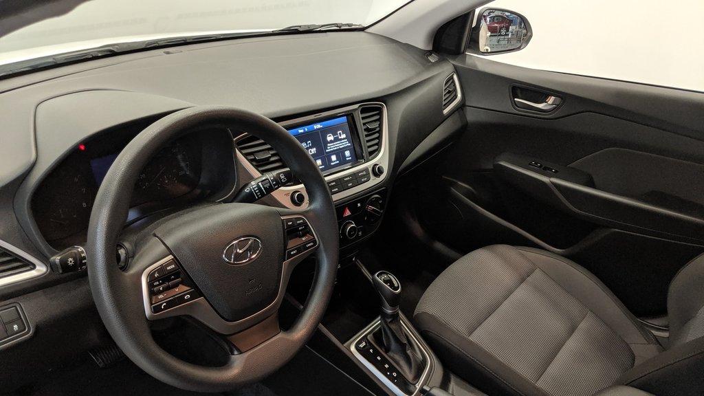2019 Hyundai Accent (5) Preferred at in Regina, Saskatchewan - 10 - w1024h768px