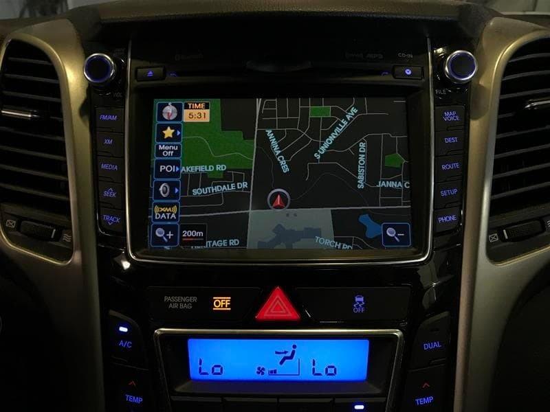 2013 Hyundai Elantra GT SE Technology at in Markham, Ontario - 16 - w1024h768px