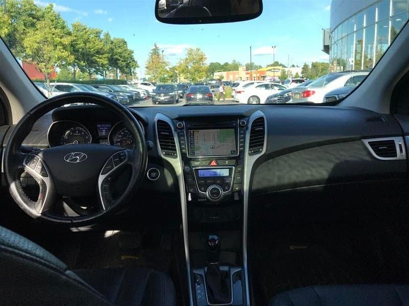 2013 Hyundai Elantra GT SE Technology at in Markham, Ontario - 13 - w1024h768px