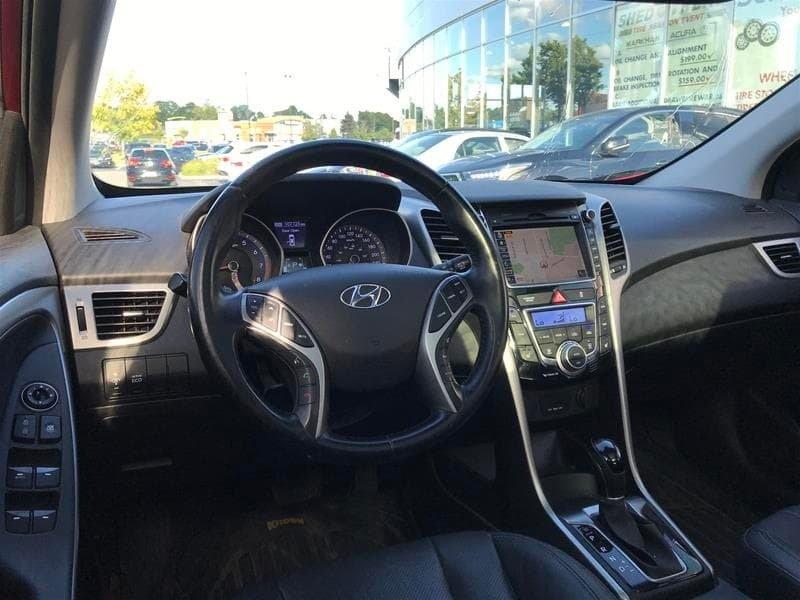 2013 Hyundai Elantra GT SE Technology at in Markham, Ontario - 9 - w1024h768px