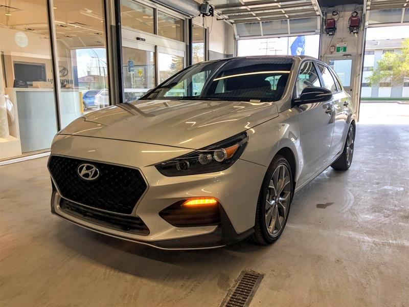 2019 Hyundai Elantra GT N Line- MT in Regina, Saskatchewan - 1 - w1024h768px