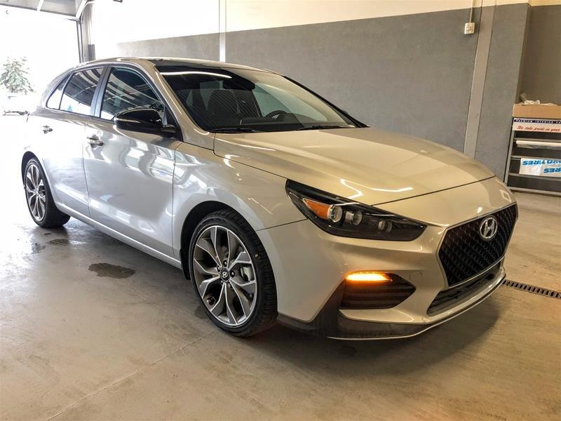 2019 Hyundai Elantra GT N Line- MT in Regina, Saskatchewan - 2 - w1024h768px