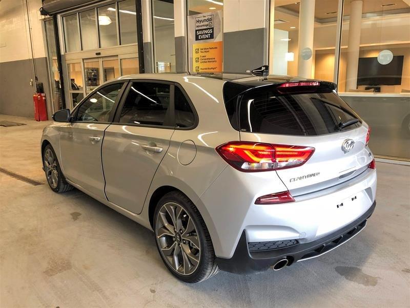 2019 Hyundai Elantra GT N Line- MT in Regina, Saskatchewan - 4 - w1024h768px
