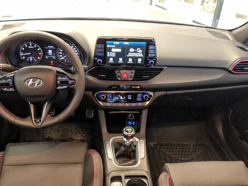 2019 Hyundai Elantra GT N Line- MT in Regina, Saskatchewan - 6 - w1024h768px