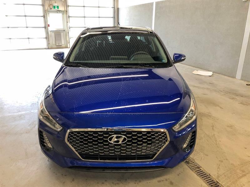2019 Hyundai Elantra GT Luxury- at in Regina, Saskatchewan - 2 - w1024h768px