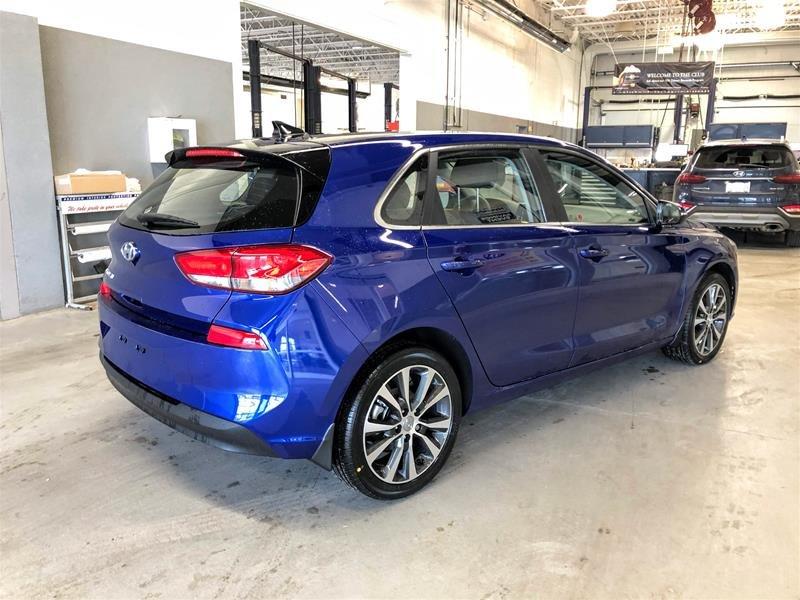 2019 Hyundai Elantra GT Luxury- at in Regina, Saskatchewan - 4 - w1024h768px