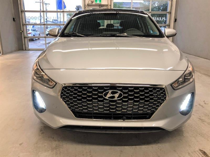 2019 Hyundai Elantra GT Luxury- at in Regina, Saskatchewan - 15 - w1024h768px