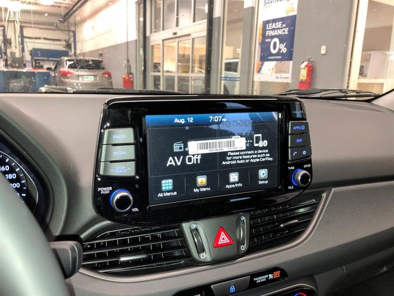 2019 Hyundai Elantra GT Luxury- at in Regina, Saskatchewan - 9 - w1024h768px