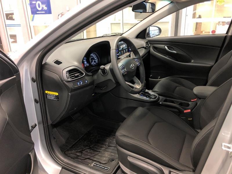 2019 Hyundai Elantra GT Luxury- at in Regina, Saskatchewan - 5 - w1024h768px