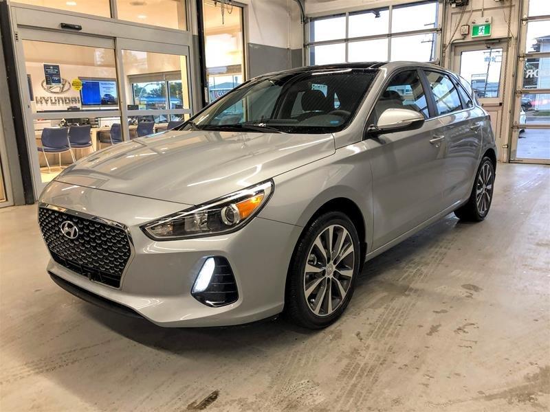 2019 Hyundai Elantra GT Luxury- at in Regina, Saskatchewan - 1 - w1024h768px