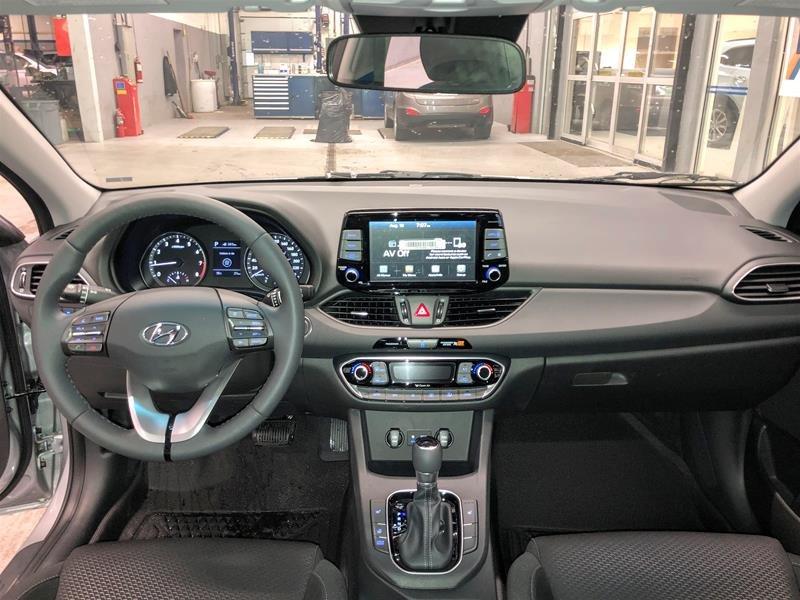 2019 Hyundai Elantra GT Luxury- at in Regina, Saskatchewan - 8 - w1024h768px