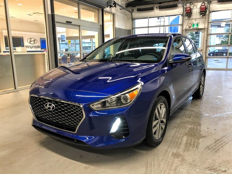 2019 Hyundai Elantra GT Preferred- at in Regina, Saskatchewan - 1 - w1024h768px
