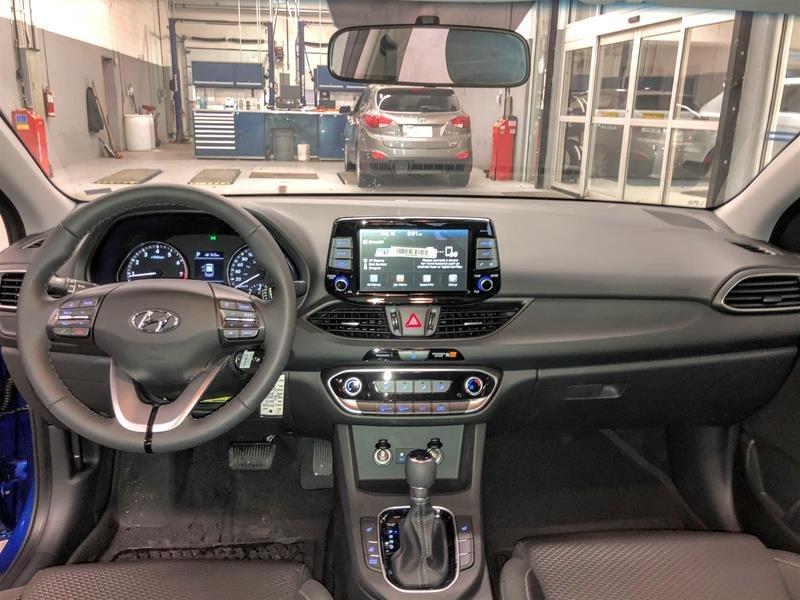 2019 Hyundai Elantra GT Preferred- at in Regina, Saskatchewan - 8 - w1024h768px
