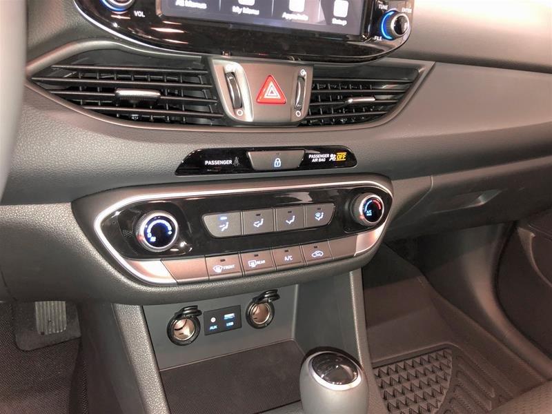 2019 Hyundai Elantra GT Preferred- at in Regina, Saskatchewan - 10 - w1024h768px