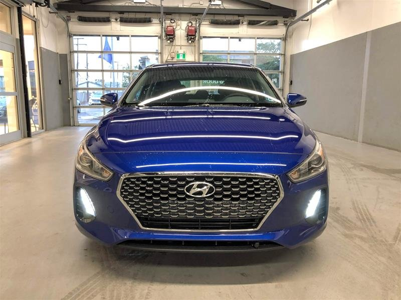 2019 Hyundai Elantra GT Preferred- at in Regina, Saskatchewan - 15 - w1024h768px