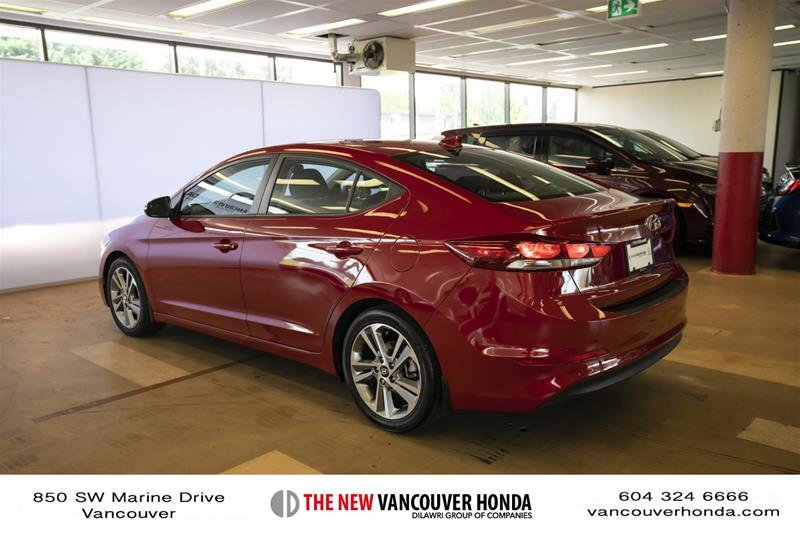2017 Hyundai Elantra Sedan GLS in Vancouver, British Columbia - 7 - w1024h768px