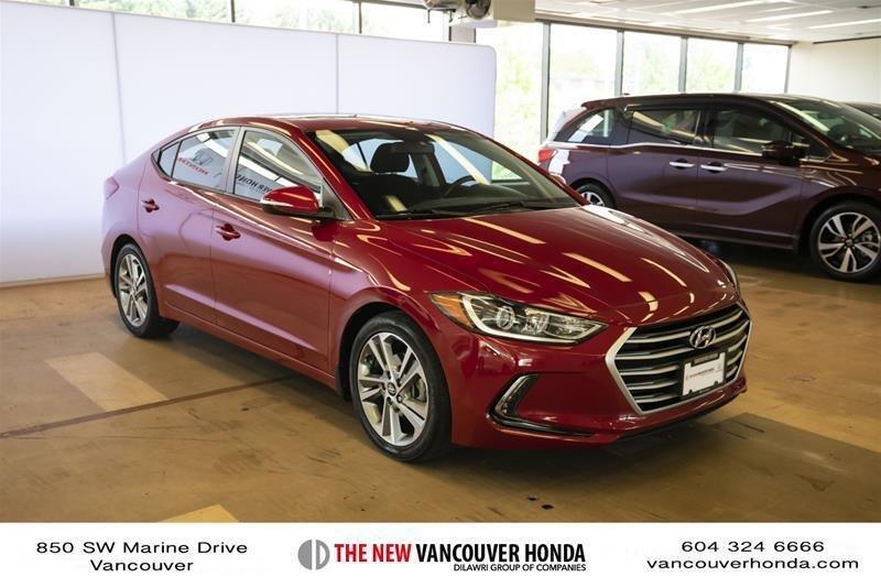 2017 Hyundai Elantra Sedan GLS in Vancouver, British Columbia - 24 - w1024h768px