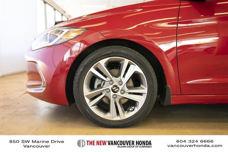2017 Hyundai Elantra Sedan GLS in Vancouver, British Columbia - 31 - w1024h768px