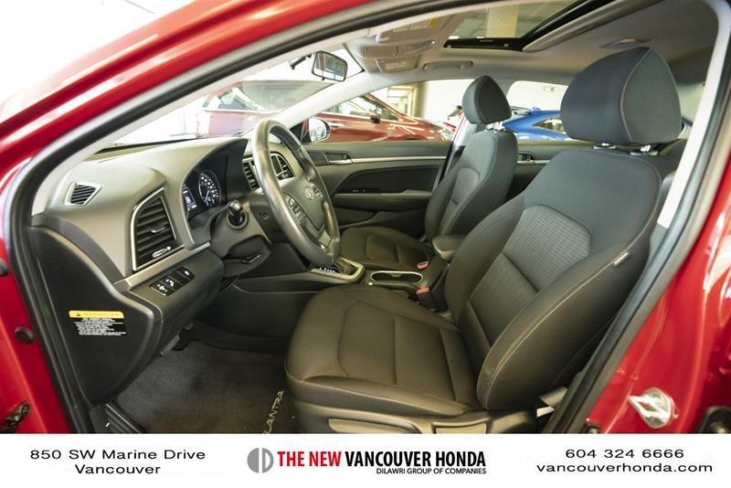 2017 Hyundai Elantra Sedan GLS in Vancouver, British Columbia - 10 - w1024h768px