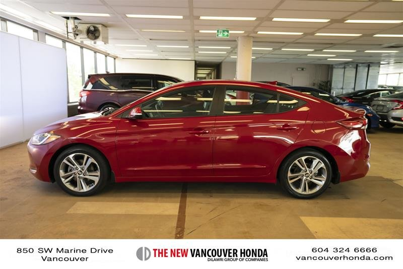 2017 Hyundai Elantra Sedan GLS in Vancouver, British Columbia - 8 - w1024h768px