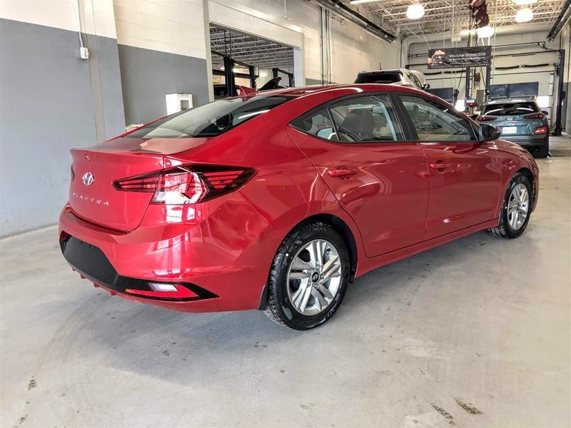 2019 Hyundai Elantra Sedan Preferred at in Regina, Saskatchewan - 4 - w1024h768px