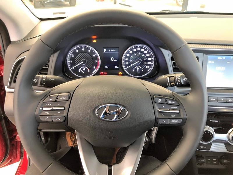 2019 Hyundai Elantra Sedan Preferred at in Regina, Saskatchewan - 7 - w1024h768px