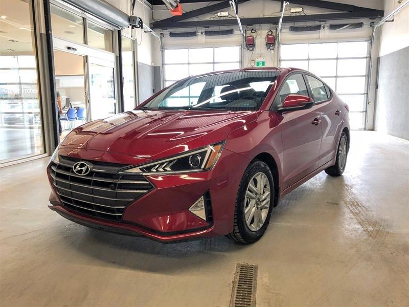 2019 Hyundai Elantra Sedan Preferred at in Regina, Saskatchewan - 1 - w1024h768px
