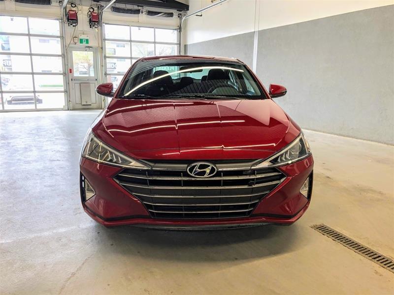 2019 Hyundai Elantra Sedan Preferred at in Regina, Saskatchewan - 2 - w1024h768px