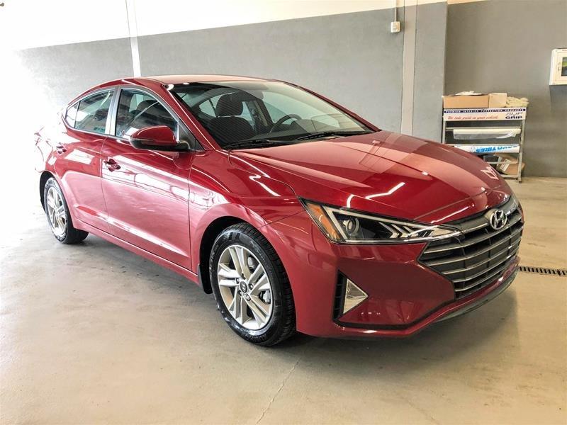 2019 Hyundai Elantra Sedan Preferred at in Regina, Saskatchewan - 3 - w1024h768px