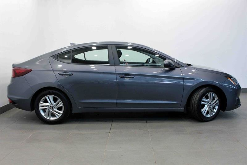 2019 Hyundai Elantra Sedan Preferred at Sun and Safety in Regina, Saskatchewan - 1 - w1024h768px
