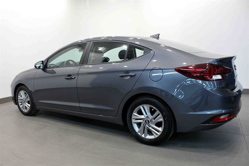 2019 Hyundai Elantra Sedan Preferred at Sun and Safety in Regina, Saskatchewan - 3 - w1024h768px