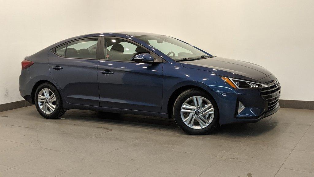 2019 Hyundai Elantra Sedan Preferred at Sun and Safety in Regina, Saskatchewan - 1 - w1024h768px