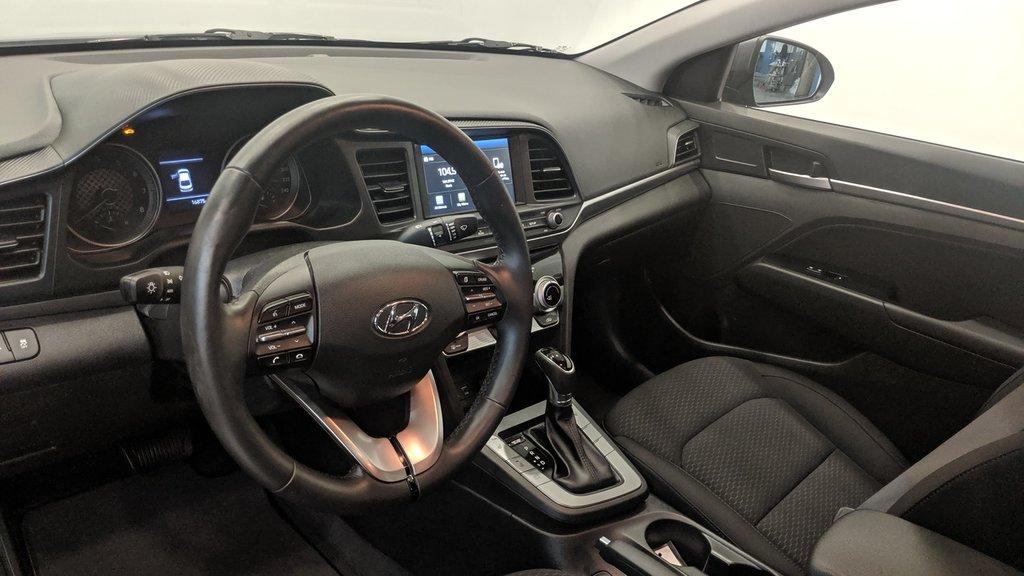 2019 Hyundai Elantra Sedan Preferred at Sun and Safety in Regina, Saskatchewan - 10 - w1024h768px
