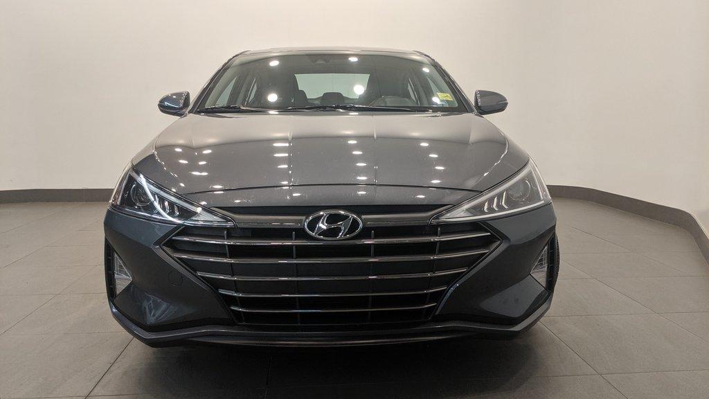 2019 Hyundai Elantra Sedan Preferred at Sun and Safety in Regina, Saskatchewan - 21 - w1024h768px